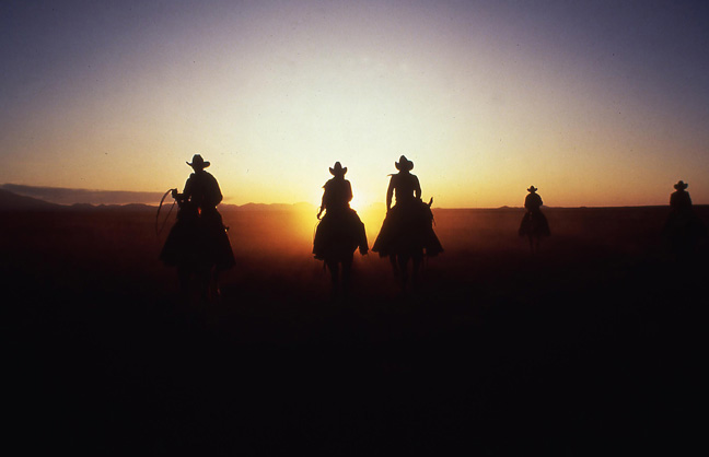 Cowboys and the West